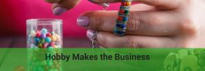 how hobby makes a profitable business