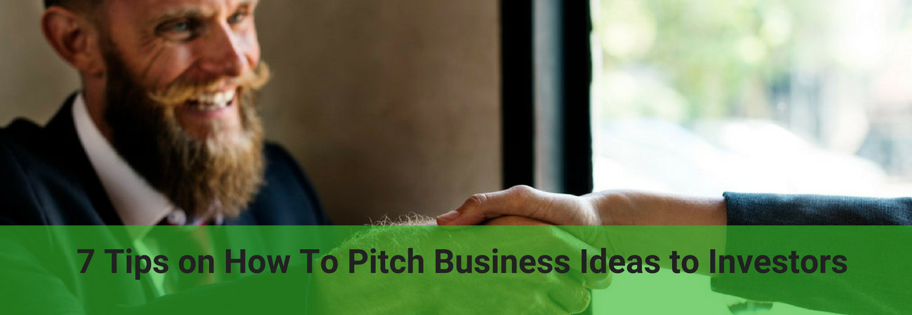 how to pitch business ideas to investors