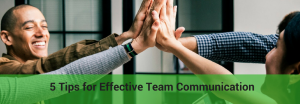 how to improve team communication in the workplace