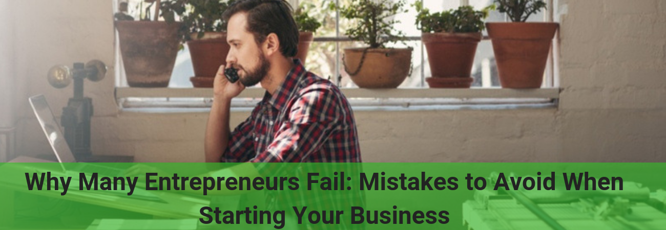 Mistakes to avoid when starting your business