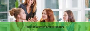 business tips for women entrepreneurs