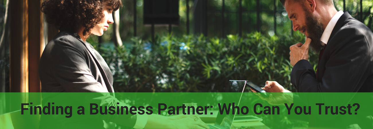 tips to find the right business partner