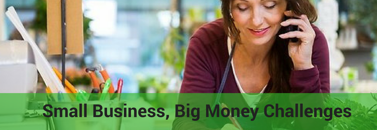 small business financial challenges