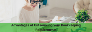 benefits of outsourcing bookkeeping