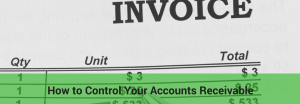 how to manage your accounts receivable