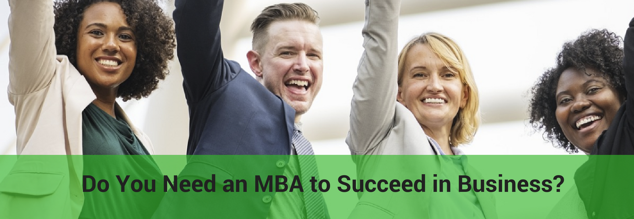 is mba important to grow your business?