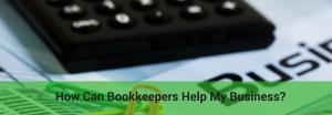 advantage of hiring a bookkeeper