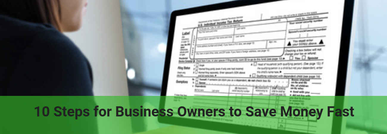 how can business owners save more money