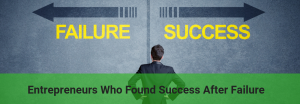 how to turn failure into a success