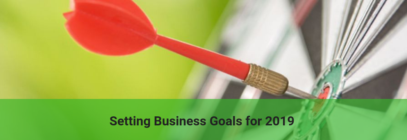 Setting Business Goals for 2019