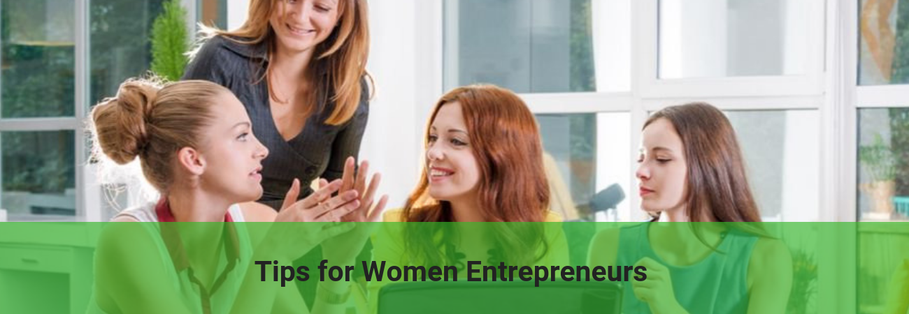 business tips for women entrepreneurs